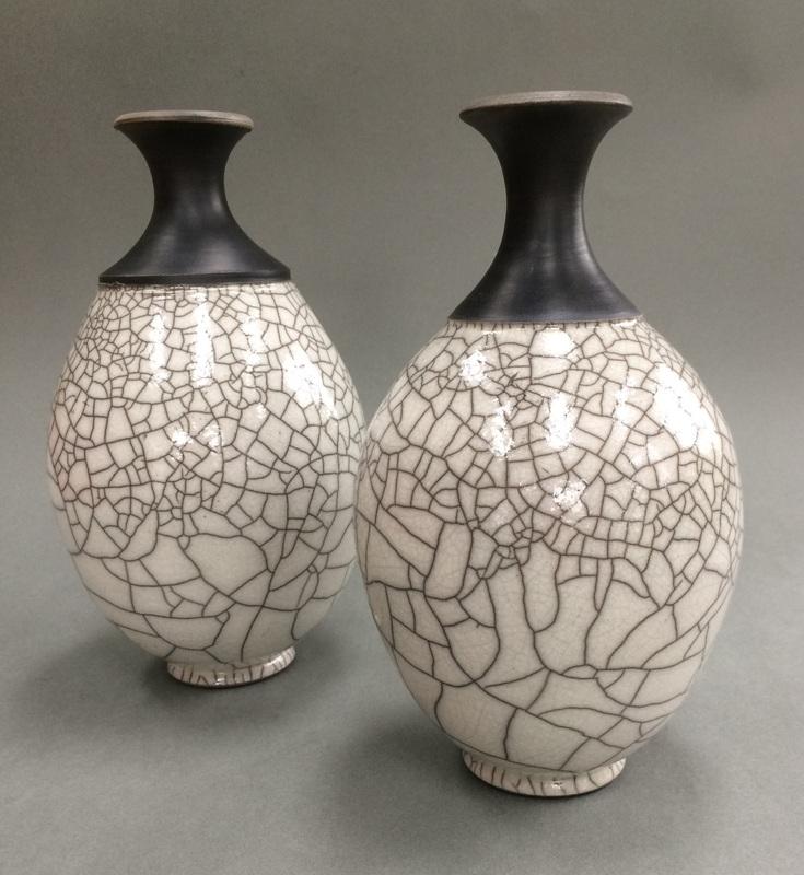 Bill Flake, Vases