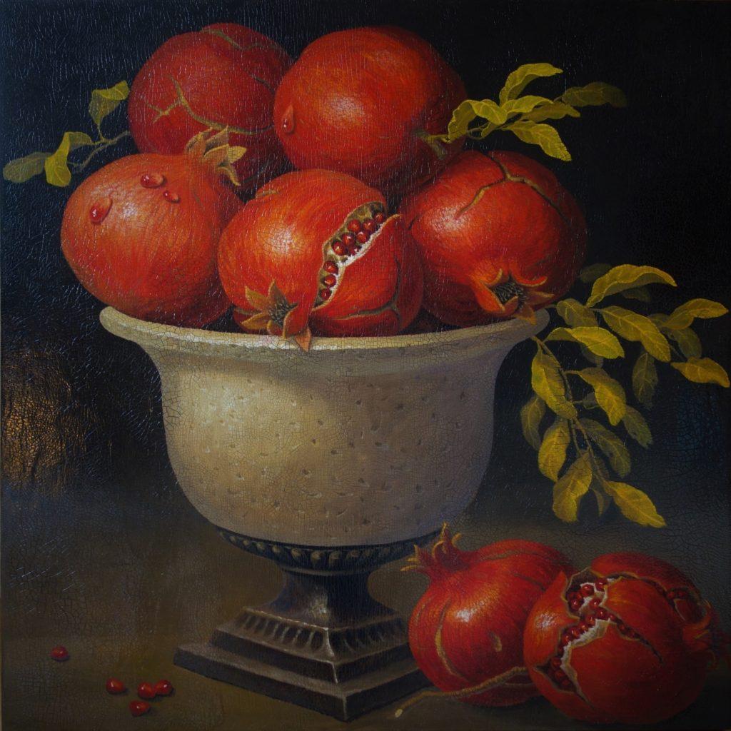 Chunhong Chang, Pomegranate